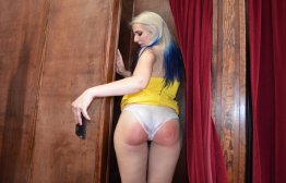 Spanking Veronica Works: Episode 159: Spanked By Church Counselor