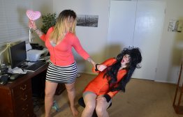 Spanking Veronica Works: Episode 177: Student Spanks Circus Trainer